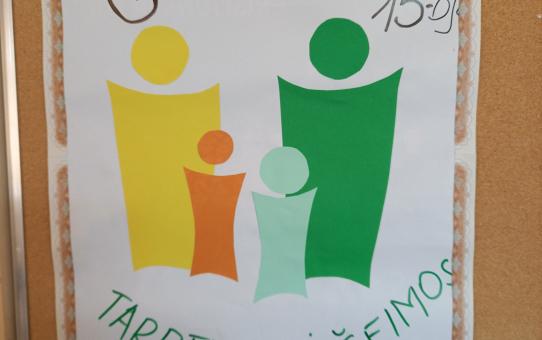 Gegužės 15-oji - Šeimos diena