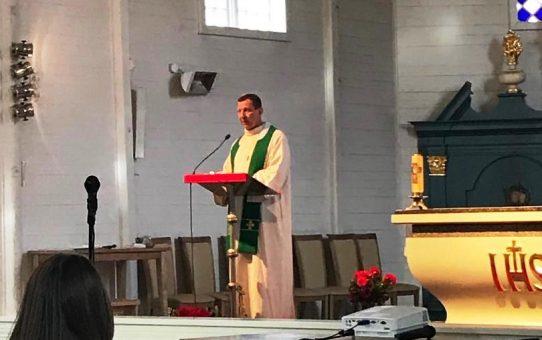 Atsinaujinimo diena Šv. Juozapo parapijoje